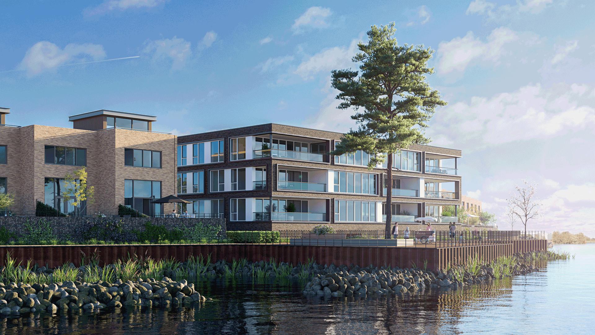 Nieuwbouw Zelling - Nieuwerkerk aan den ijssel - koopwoningen - appartementen